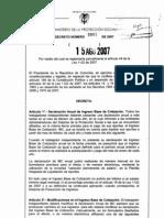 Decreto_3085_15-08-2007