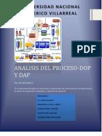 Analisis Del Proceso Dop