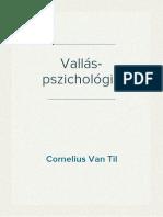CVT_Valláspszichológia