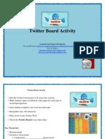 Twitter Classroom Activity