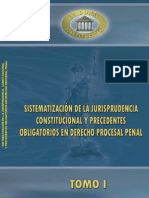 Derecho Procesal Penal Jurisprudencia.unlocked