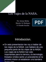 Los Viajes de La NASA