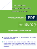 Plan Basico Legal Salud Ocupacional
