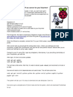 Pi Bot Rev001