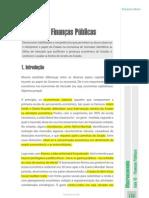 O papel do Estado e a atuação do governo nas finanças públicas