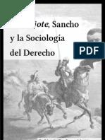 Quijote y Sancho en la sociología del derecho