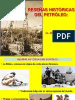 Historia del Petróleo en Venezuela por Dr Andrés Giussepe