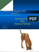 Business Intelligence12 (BI)