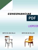 Consonancias