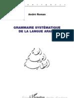 Andre Roman Grammaire de l arabe.pdf