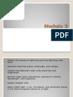 Module 3 Supplemental