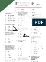 Prueba Euclides y Pitagoras
