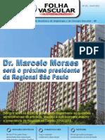 Informativo da Sociedade Brasileira de Angiologia e de Cirurgia Vascular - SP n 151
