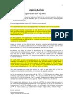 Características de la Agroindustria