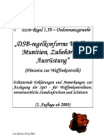 Deutscher Schutzenbund Ordonnanzgewehre