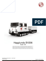 Hagglunds BV 206 by Julius Perdana