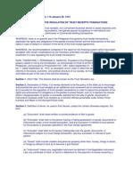 Trust Receipts Law (PD 115)