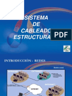 Sistema Cable a Doe Structur a Do