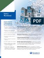 WasteSaver Data Sheet