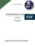 ADMINISTRACION FINANCIERA GLOSARIO