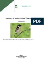 Ba-11 Quarry Life-report Kotrosan Dervovic Drocic Drocic