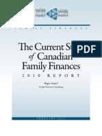 Family Finance 2010