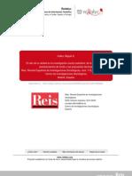 Valles - El reto de la calidad en la investigación social cualitativa de la retórica a los planteamientos de fondo y las propuestas técnicas