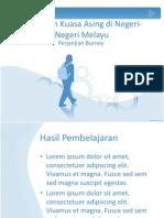 Perluasan Kuasa Asing Di Negeri-Negeri Melayu