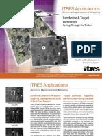 U10042-01 Landmine Detection Applications Sheet