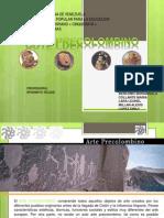 Arte Precolombino Diapositivas