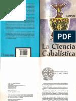117878268 La Ciencia Cabalistica Lanin