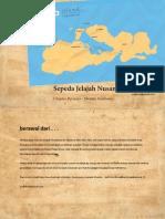 Sepeda Jelajah Nusantara - Moyo, chapter pertama.