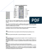 Barra de Herramientas de Visual Basic 6.0