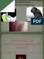 Diapositiva Enfermedad Mental en Mexico