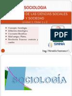 UNIDAD 1 Clase 1 Pensamiento Ciencias Sociales