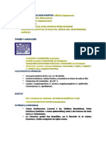 COCOS GRAM POSITIVOS  GÉNERO Staphylococcus