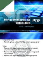 Memilih Aplikasi Untuk Server Dan Sistem Operasi Server