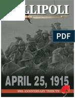 Gallipoli Magazine
