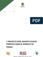 Ejemplo de Proyecto de Promocion Turistica