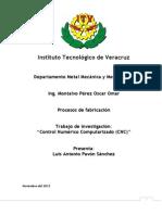 CNC - Procesos de Fabr..docx