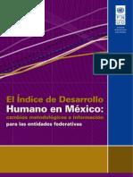 Indice de Desarrollo Humano 2012