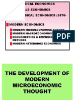 Modern Microeconomic Theory 14 STD