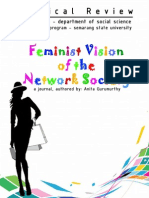 Critical Review Feminist Vision