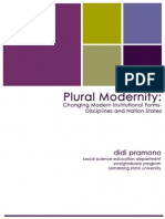 Critical Review Plural Modernity