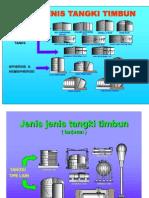 Jenis & Standard Tangki Timbun