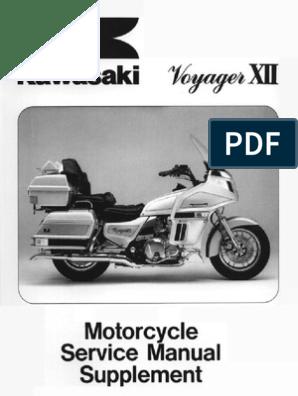 kawasaki voyager xii wiring diagram kawasaki zg1200 voyager xii service manual supplement carburetor  kawasaki zg1200 voyager xii service