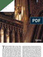 Stanford Sacred Choral Music Vol.1 Booklet