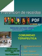 8.Prevencion de Recaidas 1