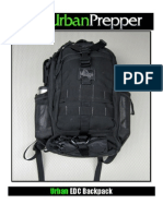 Urban EDC Backpack - TheUrbanPrepper