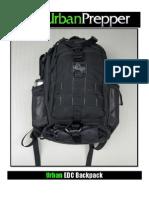 Urban EDC Backpack - TheUrbanPrepper